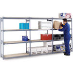 Longspan Shelving and Racking