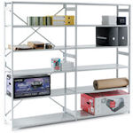 Industrial Metal Shelving Systems