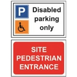Car Park & Site Signs