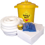Spill Response / Cleaning