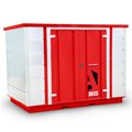 Walk-In Storage Containers