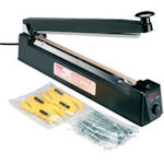 Heat Sealing & Shrink Wrapping