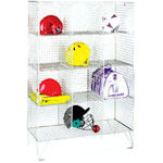 Mesh or Stainless Steel Lockers