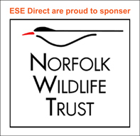 ESE Direct sponsors of Norfolk Wildlife Trust