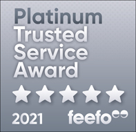 ESE Direct are a Feefo Platinum Trusted Service Award Winner 2021