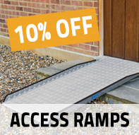 5% off Access Ramps