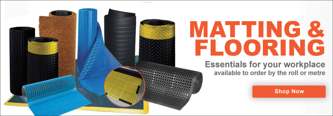 matting and flooring for your workplace