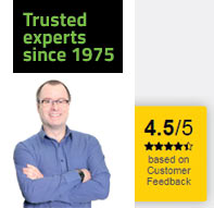 Trusted experts since 1975