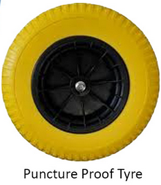 Puncture-proof tyre