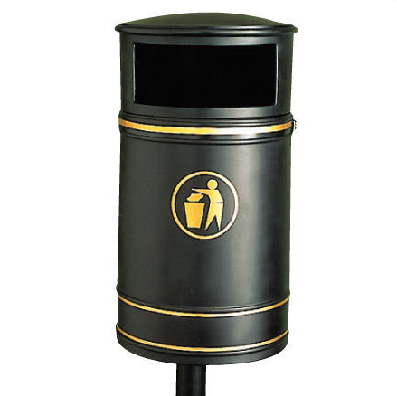Nickleby Waste Bin