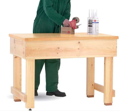 Timber Workbench
