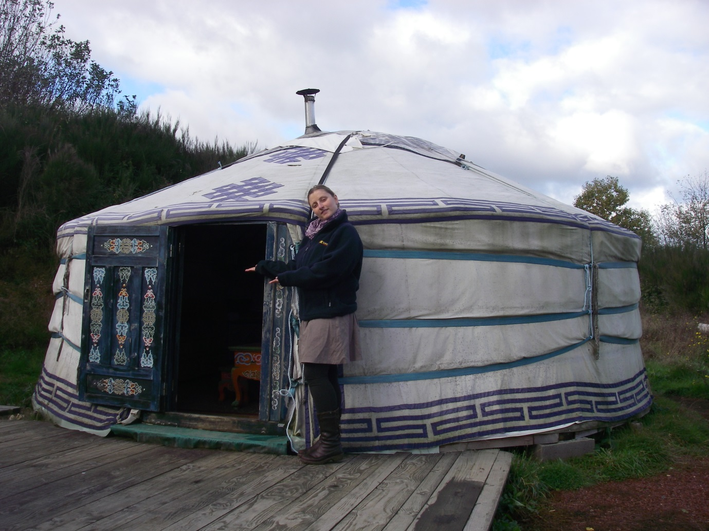 French Yurt