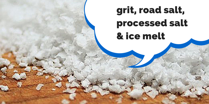 guide to salt and grit spreading