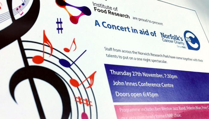 A concert in aid of the Big C