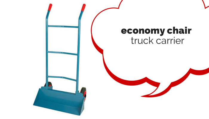 economy chair carrier truck
