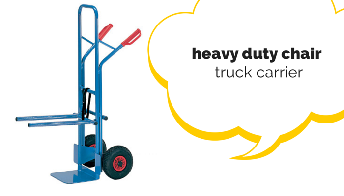 heavy duty chair carrier truck