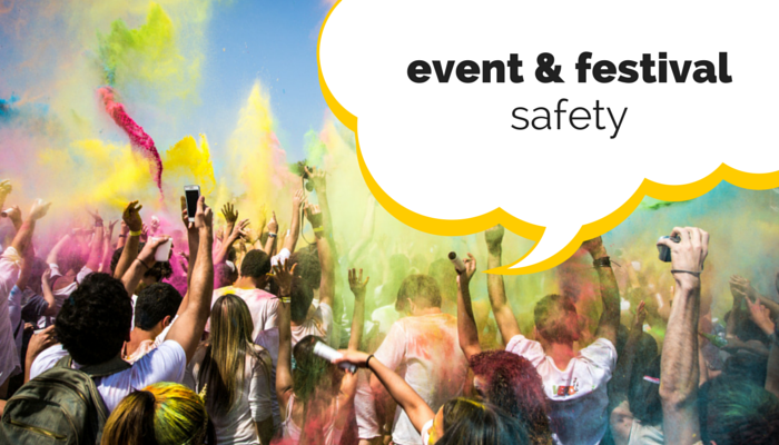 event and festival safety