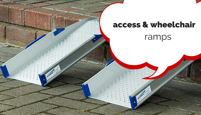 access and disabled ramps