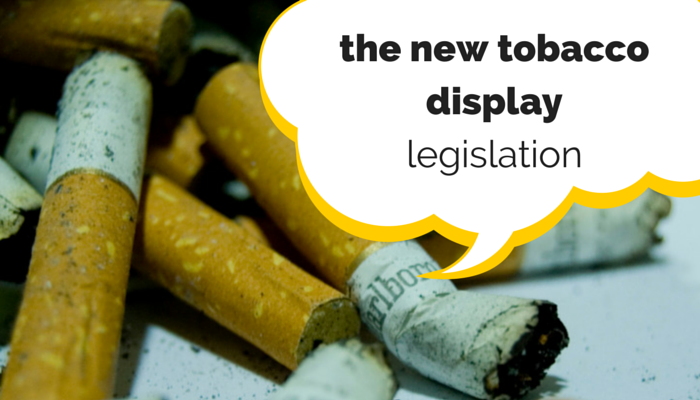 new tobacco display law