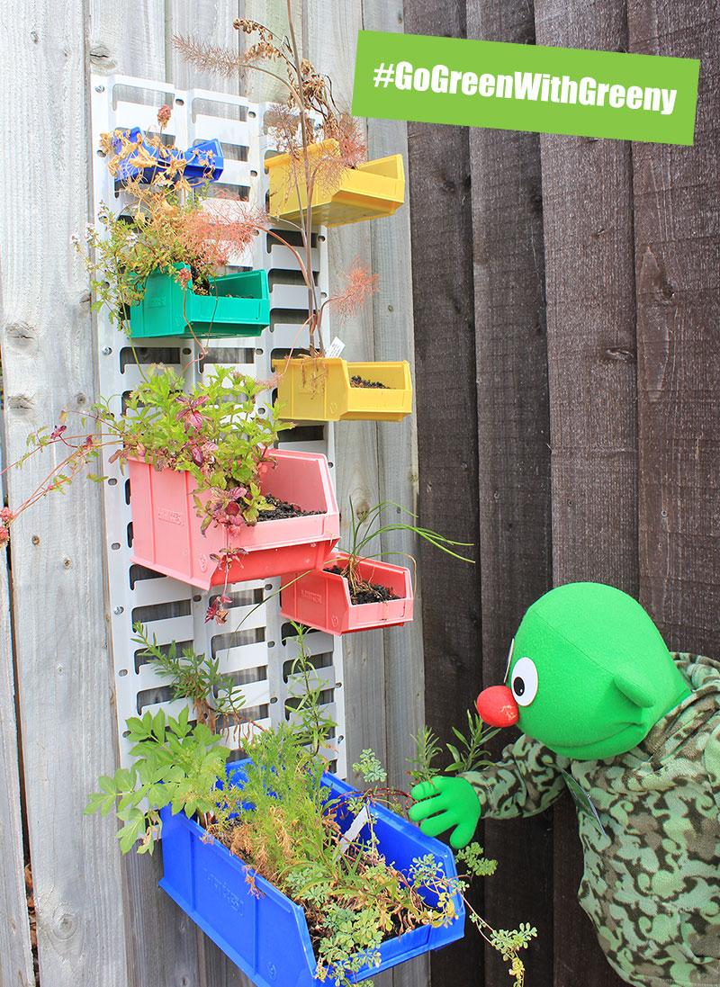 CP-Bin mini garden