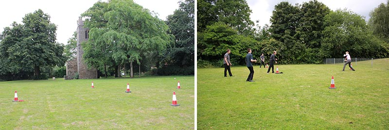 Traffic Cone Rounders
