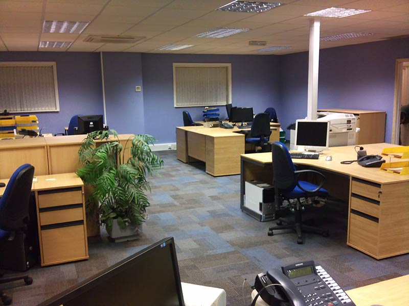 ESE office refurbishment complete