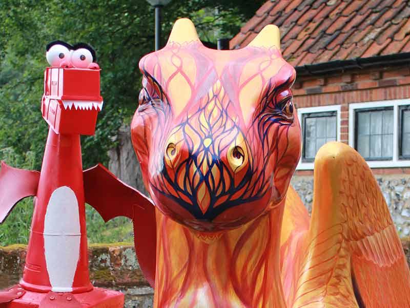 GoGoDragon - Raptorsfire