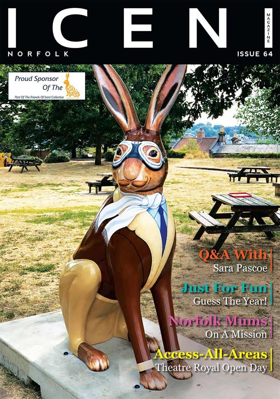 Iceni Magazine, August Edition