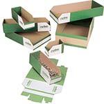 K Bin storage boxes