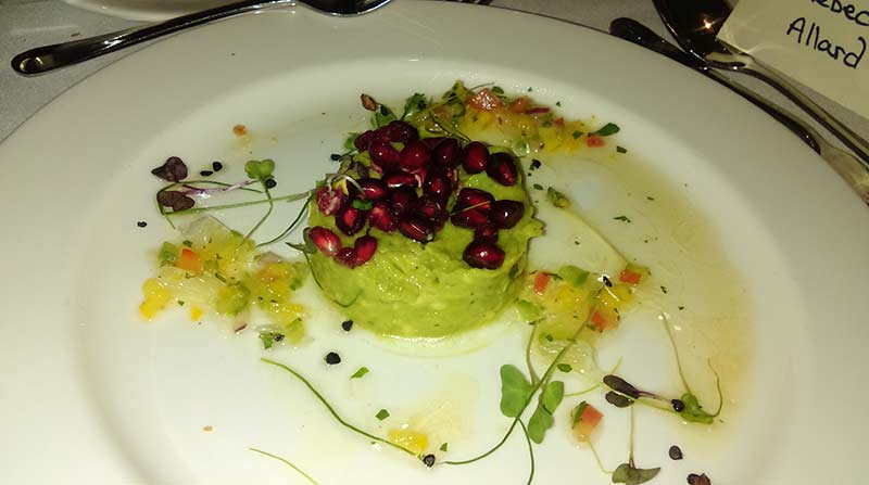 Avocado Mousse or Guacamole?