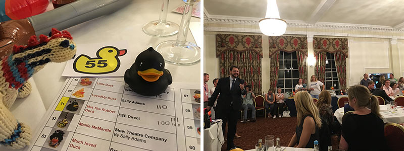 Grand Norwich Duck Auction