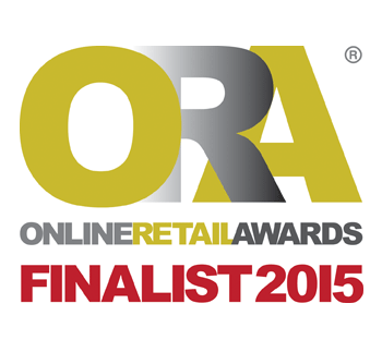 Online Retail Awards Finalist 2015