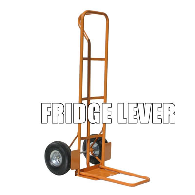 Fridge lever