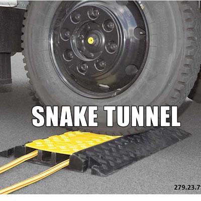 snake tunnel