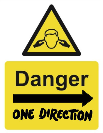 Danger One Direction