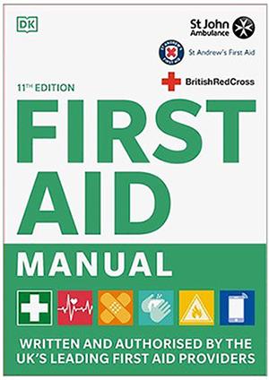St John Ambulance 11th Edition First Aid Manual