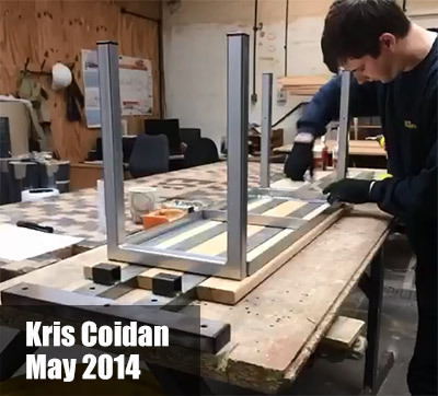 Kris Coidan 2014
