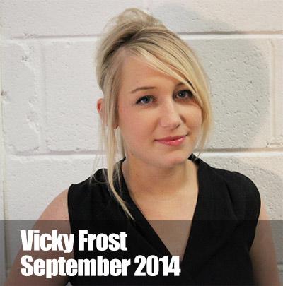 Vicky Frost 2014