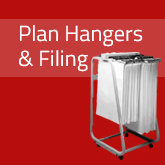 Drawing Plan Hangers and Filing