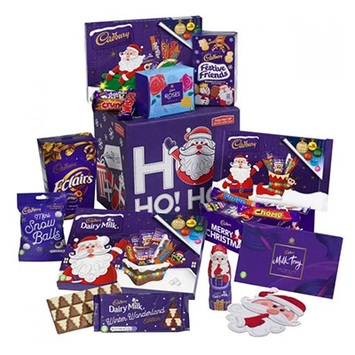 Cadbury Christmas Gold Gift Box - Free with offer code SANTA500