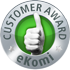 See all of our independent customer reviews from eKomi