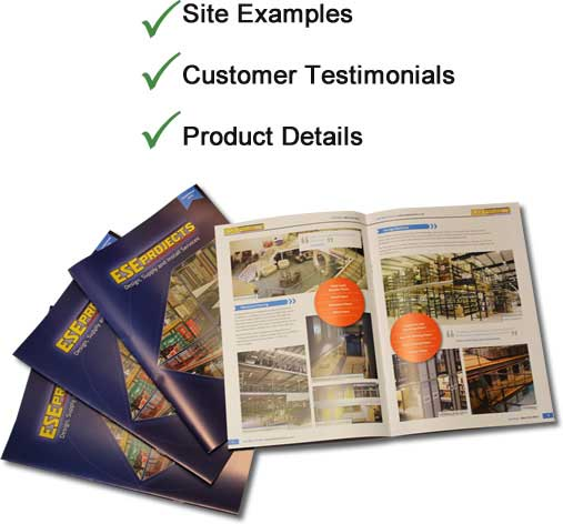 ese projects brochure
