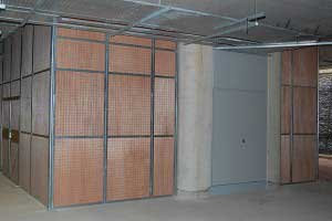 Purpose-built mesh partitioning