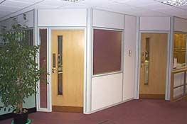 Business software solutions providers' office refurbishment