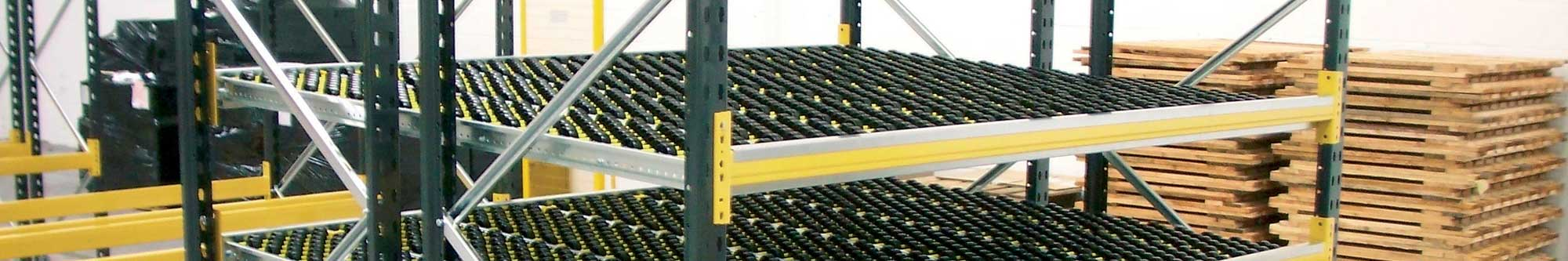Pallet Live Storage Racking