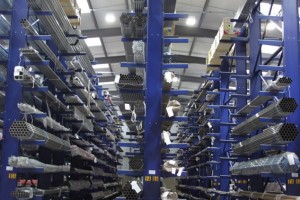NarrowAisleCantileverRacks