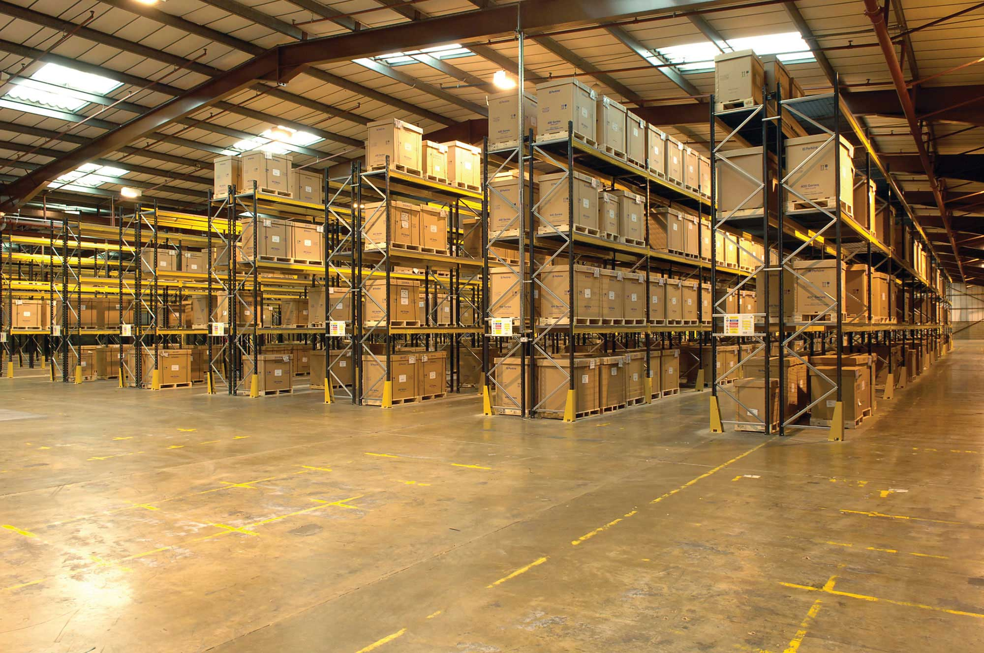 warehouse pallet racking solutions ese projects