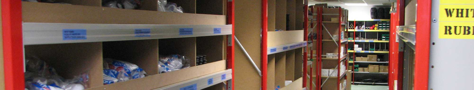 Shelving Installation