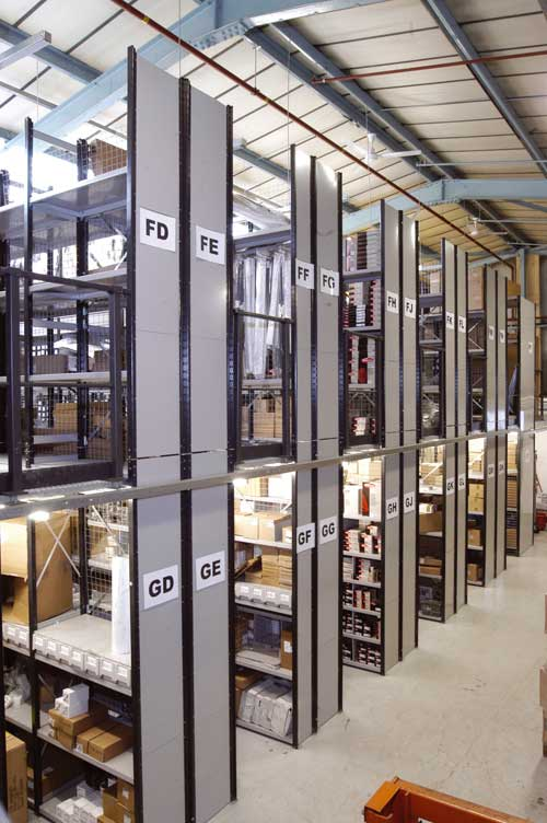 About Ese Projects Mezzanine Floor Installation