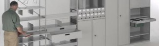 Installers of Link 51 Stormor shelving solutions